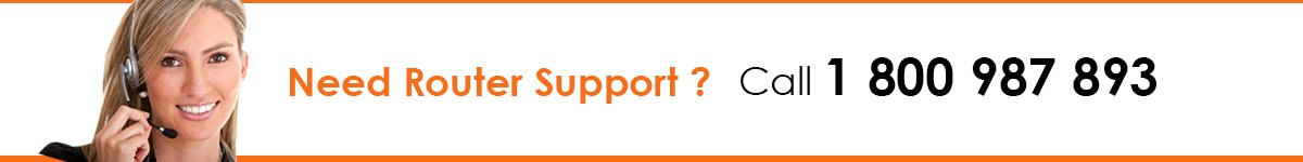 Australia router technical support number