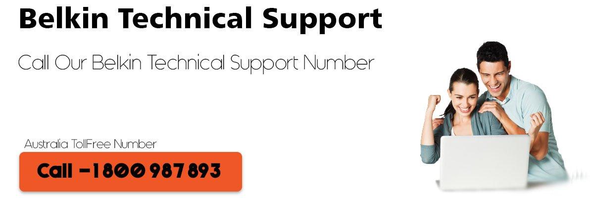 Belkin Support Australia