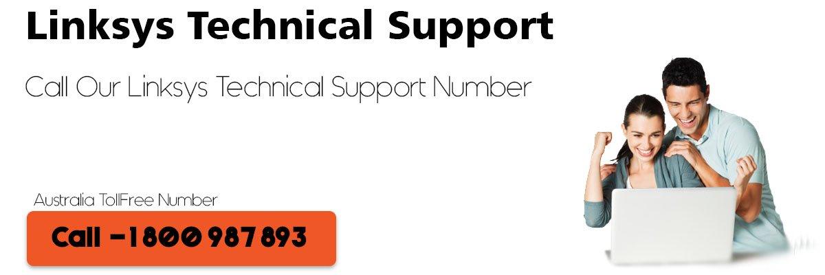 Linksys Support Australia